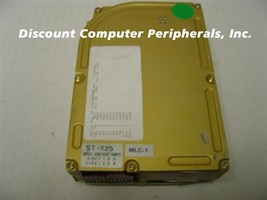 "SEAGATE ST125 ST125-1 20MB 3.5"" HH MFM Drive Tested Good Free USA Shipping - $195.00"