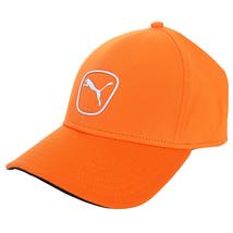 Puma 2.0 Orange with White Logo Hat- Adjustable - $18.95
