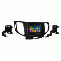 DVD GPS Navigation Multimedia Bluetooth Radio and Dash Kit for Acura TSX... - $296.88