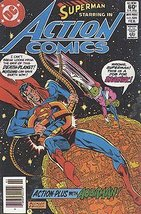Action Comics, Edition# 528 [Comic] [Feb 01, 19... - $4.15