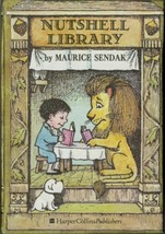 THE NUTSHELL LIBRARY -Maurice Sendak 1962 signed 1st - $240.10