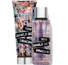 Victoria's Secret You Should Be Dancin Fragrance Lotion + Fragrance Mist Duo Set - $39.95