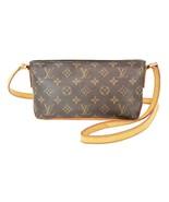 Authentic LOUIS VUITTON Trotteur Monogram Crossbody Shoulder Bag Purse #... - $549.00