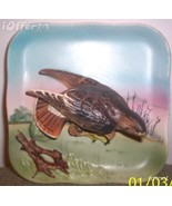 MADE IN JAPAN-- NAPCO WALL PLAQUE-- RED TAIL HAWK  (B-4111) - $27.45