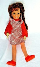 Crissy Doll Ideal 1969 Growing Hair Red Hair Clothing GH-17 1968 Vintage  - $34.60