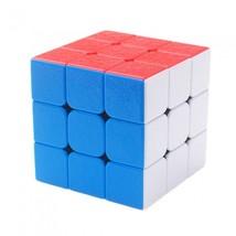 ShengShou Gem 3x3 Speed Cube Stickerless Magic Cube Puzzles Toys 57mm - $11.40