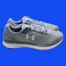 Under Armour Charged Bandit 4 Womens Gray Athletic Running Shoe New - $74.99