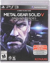 Metal Gear Solid V: Ground Zeroes - PlayStation 3 Standard Edition [Play... - $16.82