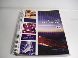 student  lab  notebook   chemistry  1b - $8.99