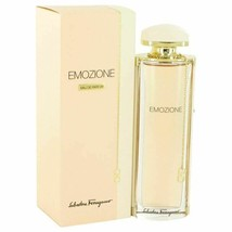 Emozione by Salvatore Ferragamo Eau De Parfum Spray 3.1 oz for Women - $45.29