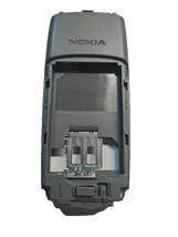 Original Back Rear Housing Replacement For Nokia 1600 Black No Battery c... - $3.97