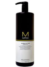John Paul Mitchell Systems Mitch Double Hitter 2-in-1 Shampoo & Conditioner  - $16.50+