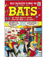 Tales Calculated To Drive You Bats Comic Book Giant #1, Archie 1966 VERY... - $46.43