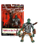 Year 1998 Middle Earth Lord of the Rings 5 Inch Orc Figure UGLUK on the ... - $34.99