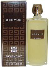 XERYUS by Givenchy EDT SPRAY 3.3 OZ for Men - $58.00
