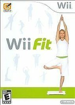 Pre-Owned ~ Wii Fit (Nintendo Wii, 2008) ~ No Booklet - $4.94