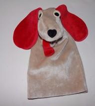 Baby Einstein Pavlov Puppy Dog Hand Puppet a - $24.99