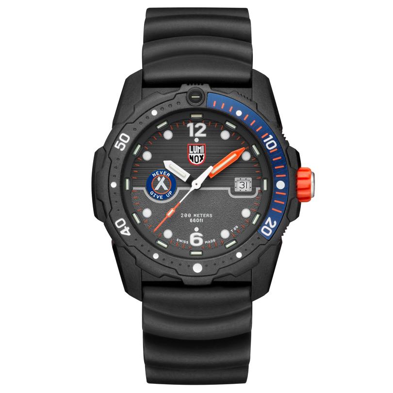 Luminox Bear Grylls Survival SEA Series Black-Blue Mens Watch XB.3723