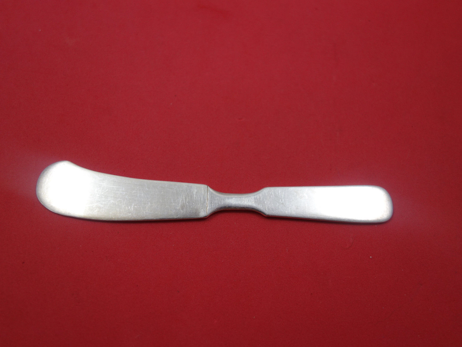 Chino by George Erickson Sterling Silver Butter Spreader Flat Handle 5 3/4""