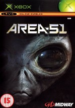 Area 51 (Xbox) - Free Postage - UK Seller - $5.19