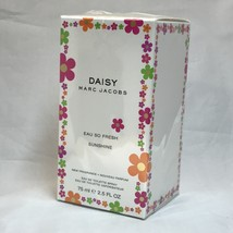 Marc Jacobs Daisy Eau So Fresh Sunshine for Women 2.5 fl.oz / 75 ml EDT ... - $88.98