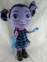 """Vampire dracula purple doll Disney Jr Vampirina 11"""" Vampire Retractable ... - $14.84"""