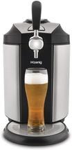 H.KOENIG BW1890 Beer Dispenser, Adjustable Temperature 2º C and 12ºC, Di... - $459.00