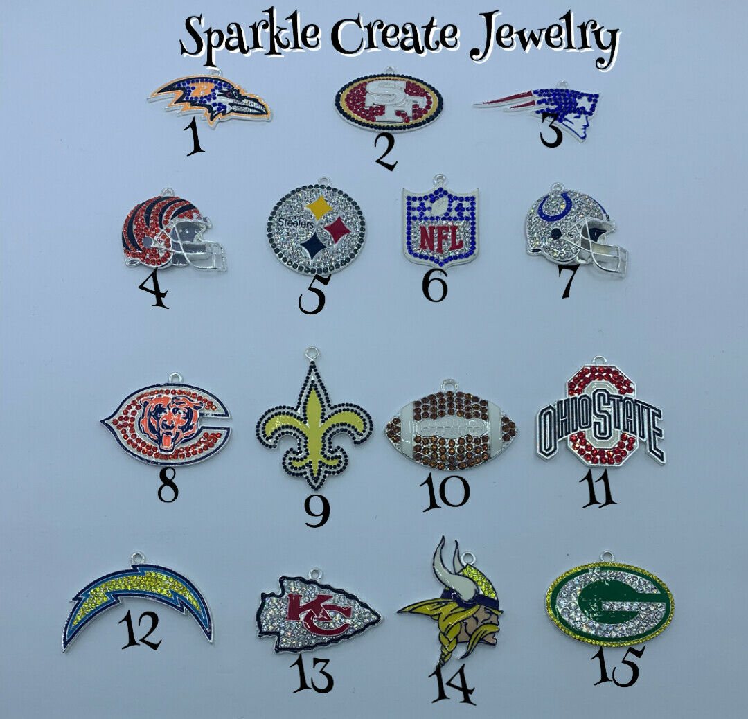 Football Team Pendant