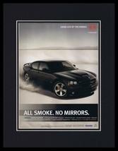2005 Dodge Charger / Hemi Framed 11x14 ORIGINAL Advertisement - $32.36