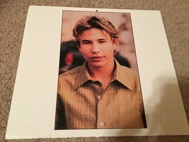 Jonathan Taylor Thomas teen magazine pinup clipping looks tired Bop