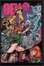 J Scott Campbell SIGNED Gen 13 #4 Image Comic Fairchild Freefall Grunge Art - $24.74