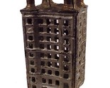 47100a antique cast iron toy sky scraper coin bank piggy money thumb155 crop