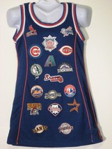 Baseball Dress Womens Sz Medium MLB 2004 World Series National League - $44.54