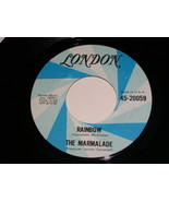 The Marmalade Rainbow The Ballad Of Cherry Flavar 45 Rpm Record London L... - $16.99