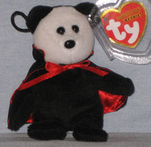 VINTAGE VAMPIRE BEANIE BABY (BRAND NEW) (GREAT FOR HALLOWEEN) TWO LEFT!!... - $9.99