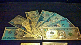 MAKE US AN OFFER $1,2,5,10,20,50,$100 BANKNOTE Rep.*W/C - $27.72