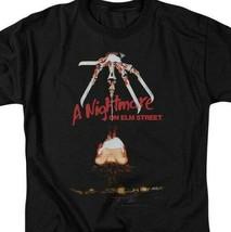 Nightmare on Elm Street t-shirt Wes Craven retro horror graphic tee WBM619 image 2