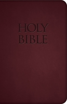 NABRE - New American Bible Revised Edition (Burgundy Premium UltraSoft)