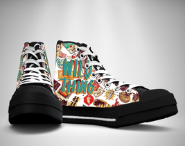 Wild Thing  Canvas Sneakers Shoes - $49.99