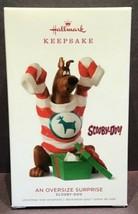 "Hallmark Keepsake Ornament - ""An Oversize Surprise - Scooby Doo"" - 2018 - $13.00"