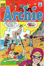 Archie #203 Bronze Age Collectible Book! - $3.19
