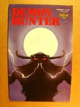 DEMON HUNTER 4 AIRCEL COMICS HORROR MONSTER - $2.00