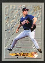 1993 Fleer Ultra All Star Greg Maddux Card #9 of 20 - $1.93