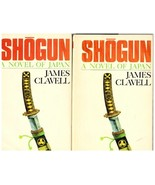 Shogun: A Novel of Japan, Volume I and II, 1 & 2 [Unknown Binding] - $119.00