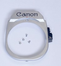 CANON AE-1 Front Cover w Screws Vintage SLR Film Camera Parts Japan - $21.00