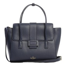 NWT KATE SPADE NEW YORK Carlyle Street ALEXA Tote Luxury Purse Blue PXRU... - £192.58 GBP