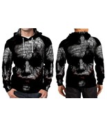 The Joker Why So Serious Evil Hoodie Fullprint Men - $44.99