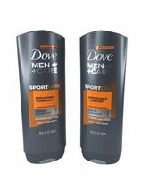 (2) Dove Sport Care Endurance Comfort Micro Moisture Hydrating Body Wash... - $16.82