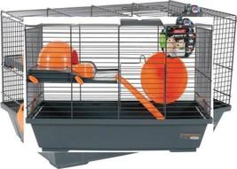 Zolux Indoor Cage pour Hamster Orange 51 x 28 x 32 cm  - $47.55