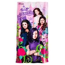 Best Disney Descendants Swim Beach Towel / Bath Towel / Allison Auradon - $41.60